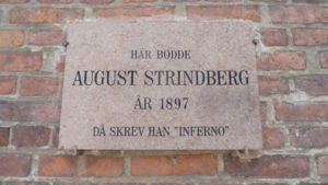 Strindberg August
