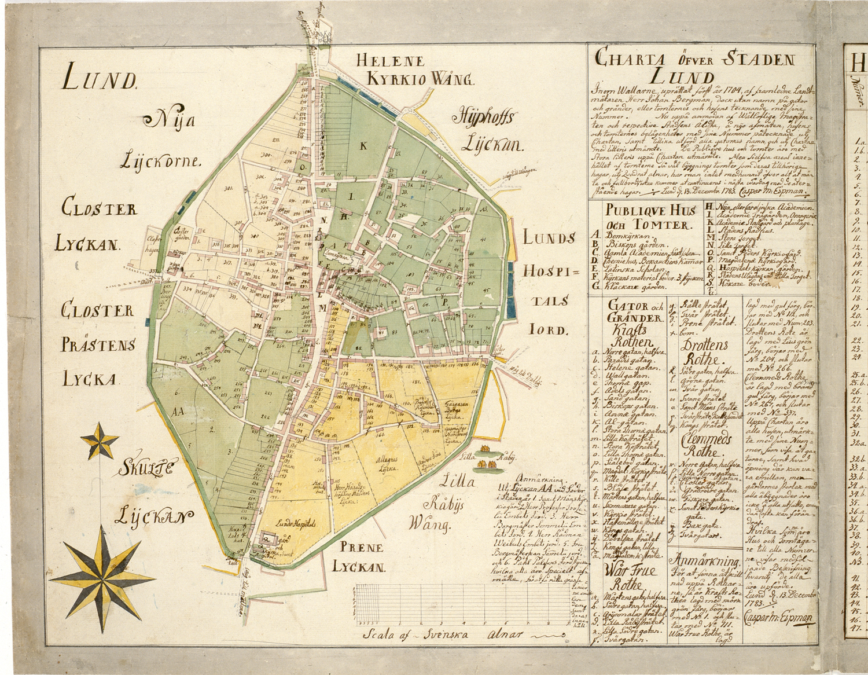 karta 1783
