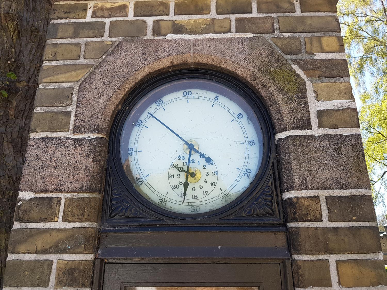 Observatoriet klocka