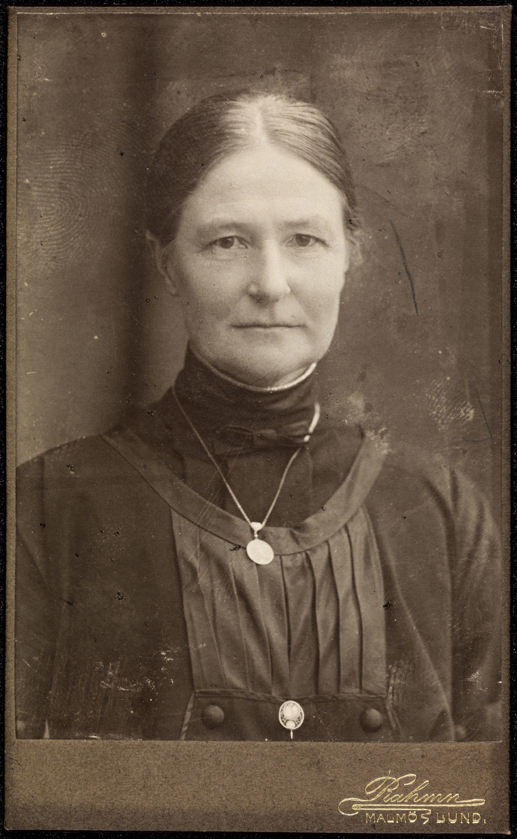 Bugge Wicksell Anna