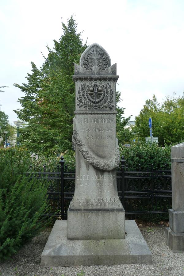 Holmbergs grav