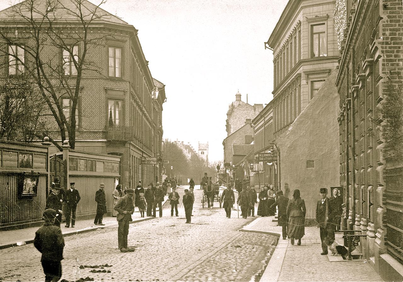 Klostergat 1894